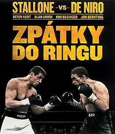 Zpátky do ringu (Blu-ray)