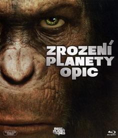 Zrození planety opic (Blu-ray)